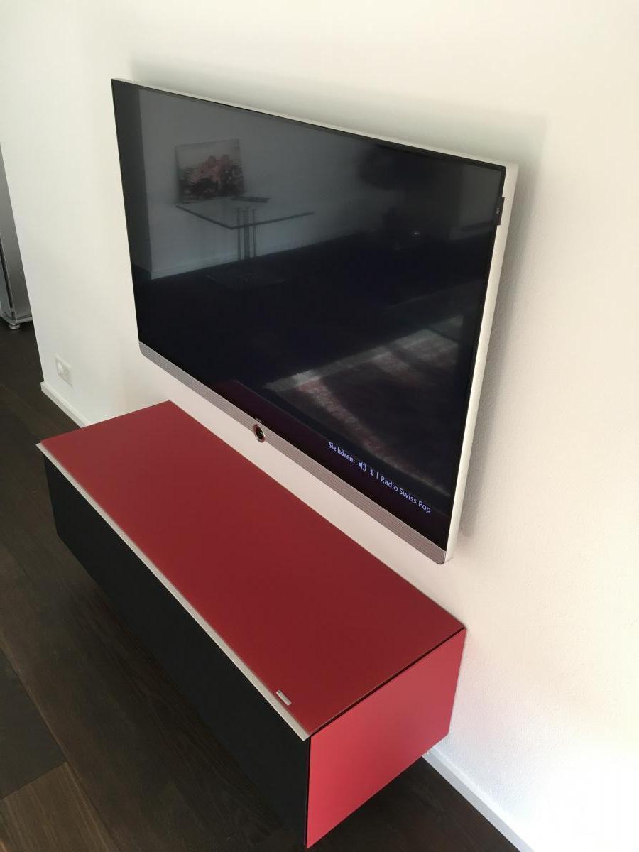 spectral m bel mit tv bertolino multimedia. Black Bedroom Furniture Sets. Home Design Ideas