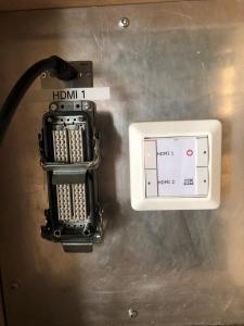 Neets Steuerung HDMI Eingang Bertolino Multimedia