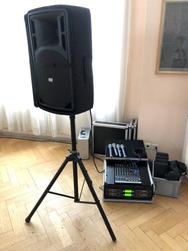 Audio Anlage Vermietung_Mikrofon_Beschallung_ Komplett Set_ Thun 3