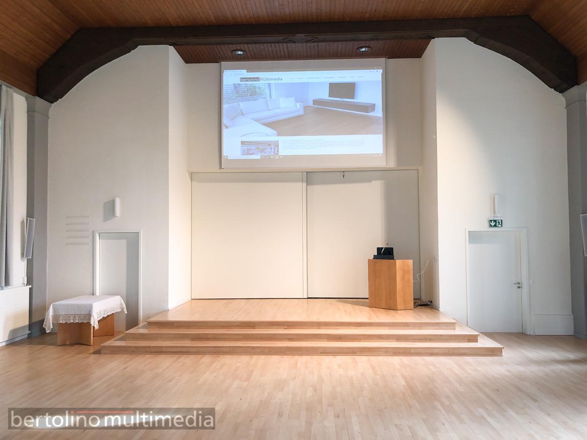 Kirche_Beschallung_Audio_Leinwand_Thun-19
